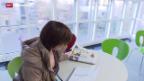Video «Knapp 164'000 Arbeitslose in der Schweiz» abspielen