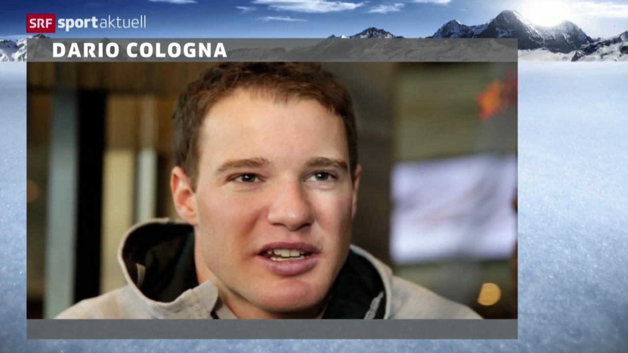 Langlauf: Dario Cologna mit Verletzungspech
