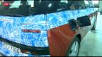 Video «BMW präsentiert Elektro-Auto i3» abspielen