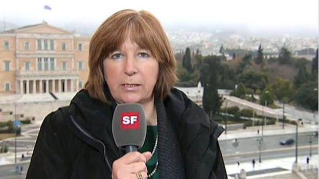 Corinna Jessen: «Griechen erleichtert über Verbleib in Eurozone»