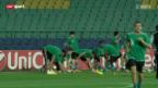 Video «Fussball: Porträt Ludogorets Rasgrad» abspielen