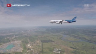 Video «Russlands neues Mittelstreckenflugzeug  » abspielen