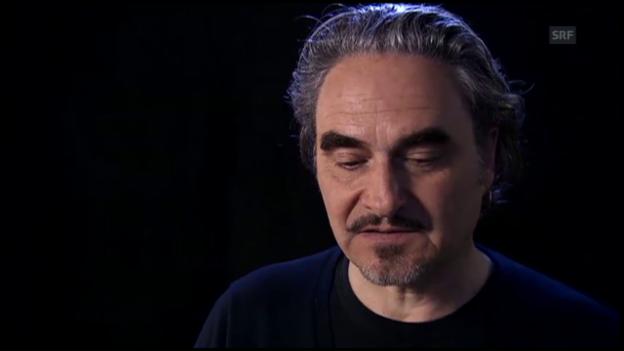 Video ««Ein Klacks im Universum von Bob Dylan» (Stephan Eicher)» abspielen