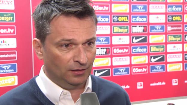 Video «Fussball: Interview mit Christian Heidel» abspielen