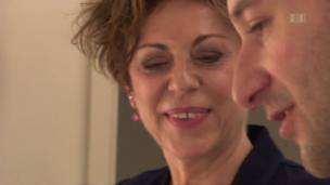 Video «Sabine Boss gibt ihr Comeback als Theaterregisseurin» abspielen