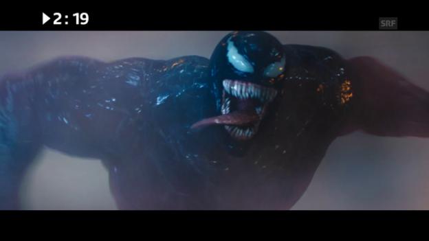 Video «Kinostart diese Woche: «Venom»» abspielen