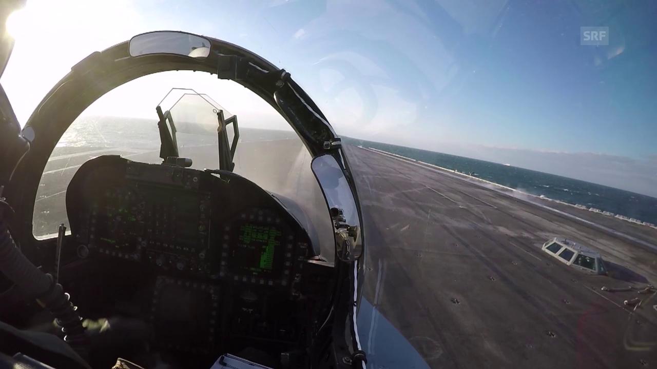 Im Cockpit – Steigen Sie ein!