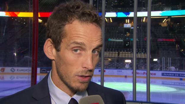 Video «Fischer: «Kanada ist die absolute Topmannschaft»» abspielen