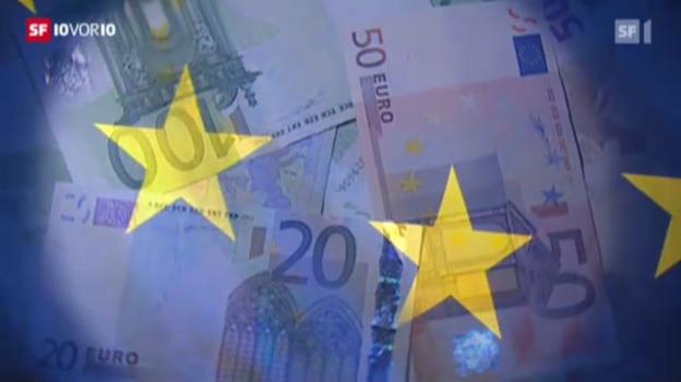 Video «Van Rompuy will Euro-Reform» abspielen
