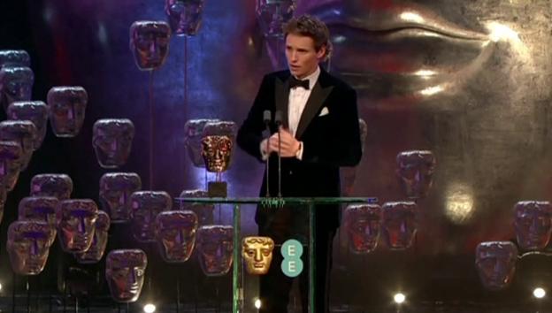 Video «BAFTA: Das sind die Gewinner» abspielen