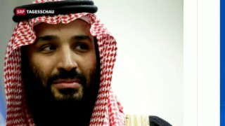 Video «Mordfall Kashoggi» abspielen