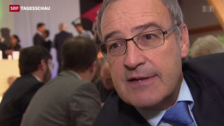 Video «Parmelin bald Bundesrat?» abspielen