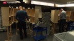 Video «Briefliche Wähler im Endspurt» abspielen