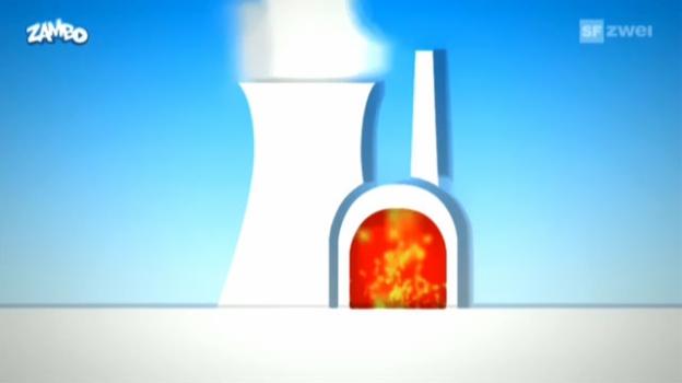 Video «Wie funktioniert ein Atomkraftwerk?» abspielen