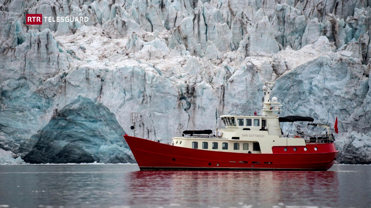 A Lai sa preparan giuvens sin ina missiun en l'Arctica
