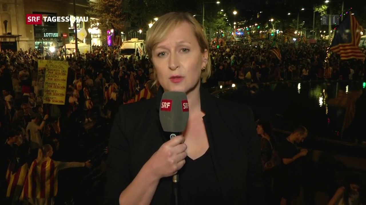 Nicoletta Cimmino zu den Demonstrationen