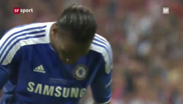 Video «Fussball: Champions-League-Final («sportaktuell»)» abspielen