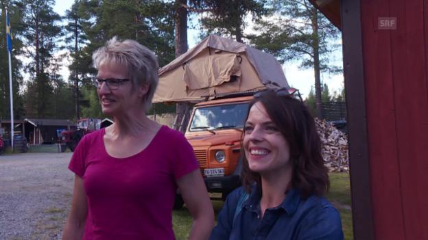 Video ««Kleine Schweiz» in Schweden» abspielen