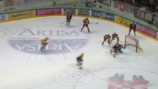 Video «Das 1:0 durch Tony Martensson» abspielen