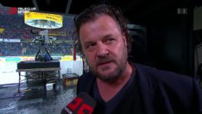 Video «Büne Huber: Schimpftiraden über Weicheier im Fussball» abspielen