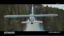 Link öffnet eine Lightbox. Video Der Schweizer Stefan Zürcher erklärt James-Bond-Szene im Schnee abspielen