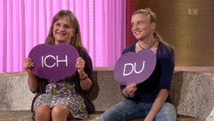 Video ««Ich oder Du»: Gardi Hutter und Neda Cainero» abspielen