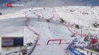 Video «Viel Glück mit Armee-Flugunfall an Ski-WM» abspielen