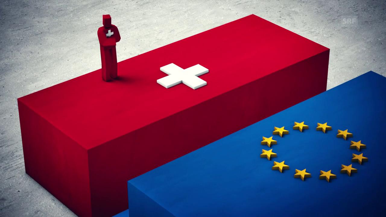 Die Schweizer Interessen