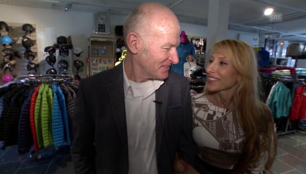 Video «Peter Müller und Svetlana de Rosa» abspielen