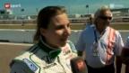 Video «Simona De Silvestro – die schnellste Frau der Schweiz» abspielen