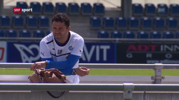 Video «Basel und GC vor dem Fernduell» abspielen