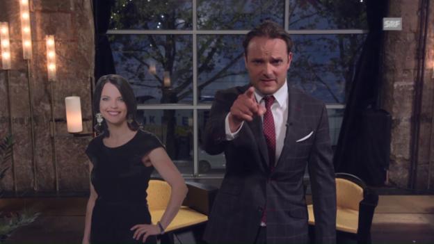 Video «Alles echt ausser Mona Vetsch» abspielen
