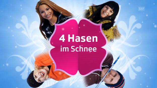 Video «Vier Hasen im Schnee – Die Vorschau» abspielen