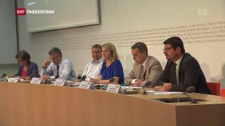 Video «Abstimmungskampf gegen AHV+» abspielen