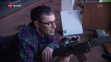 Link öffnet eine Lightbox. Video Waffenfreunde bangen um ihre Sturmgewehre abspielen