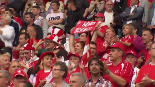 Video «Vorschau Schweiz-Island» abspielen