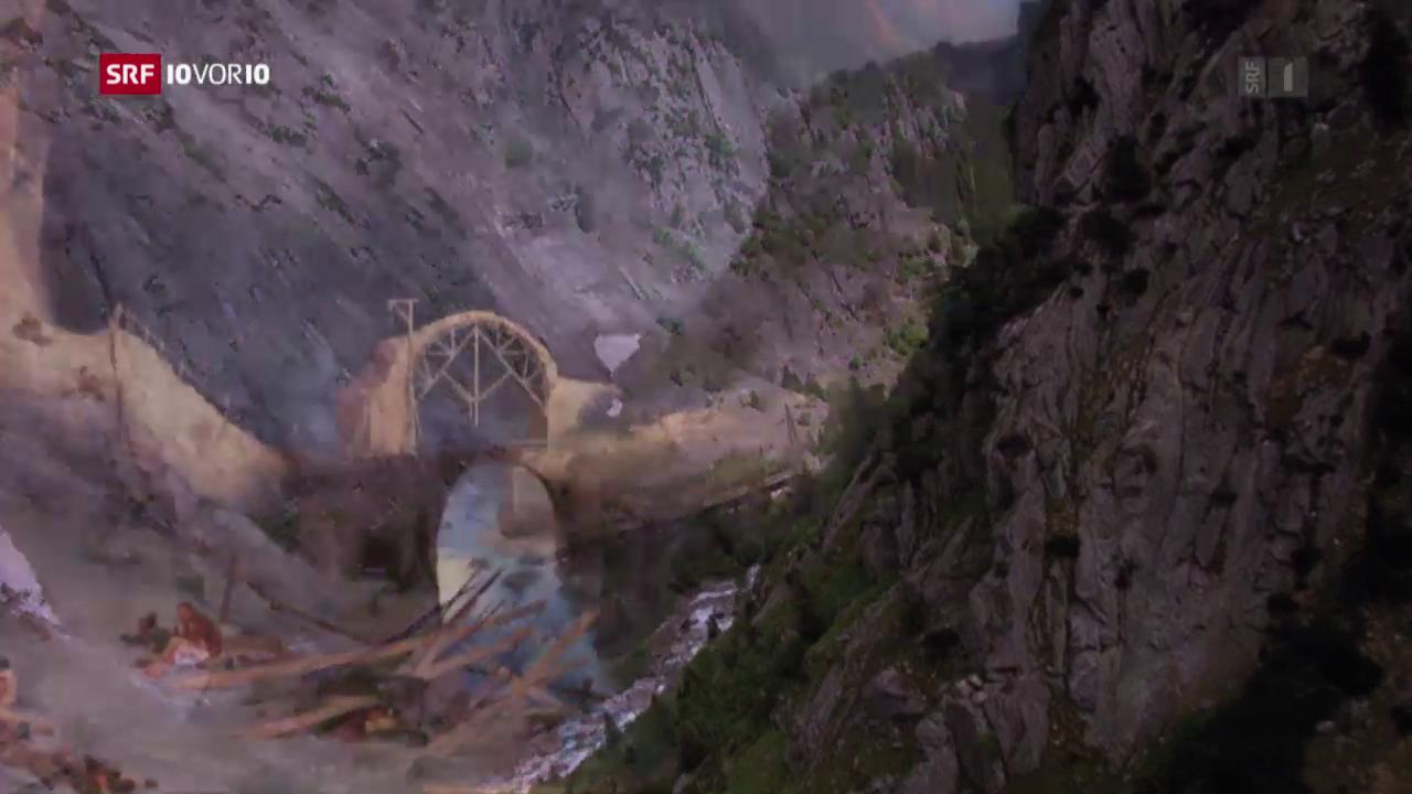 Gotthard-Serie: Nationalmythos Gotthardpass