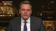 Video «SRF-Korrespondent Reinhart: «Merkels Stimme wird für die Schweiz wichtig sein.»» abspielen