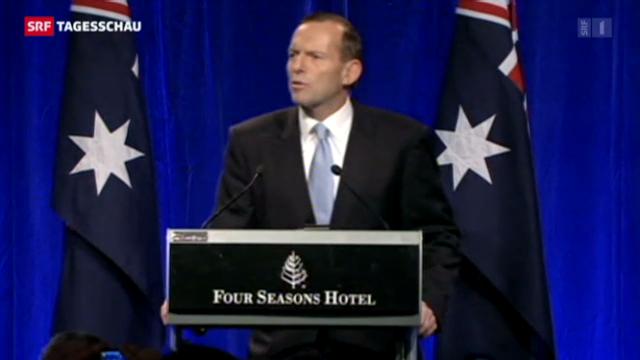 Regierungswechsel in Australien