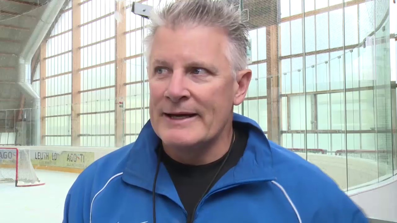 Eishockey: NLA, Crawford über Matthews