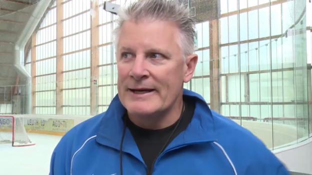 Video «Eishockey: NLA, Crawford über Matthews» abspielen