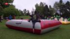 Video «Spass trotz Regen» abspielen
