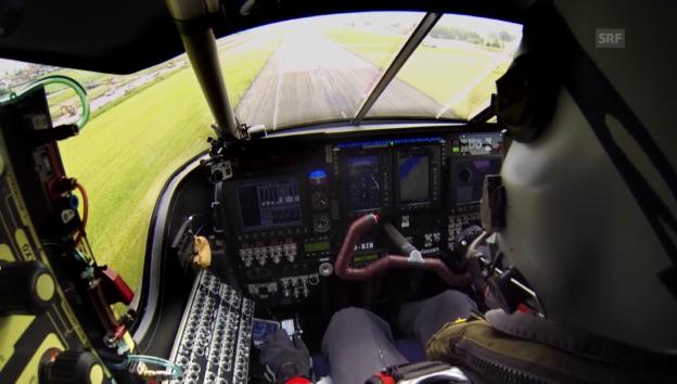 Video «Die Maschine im Testflug» abspielen