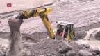 Video «Aufräum-Wettlauf in Bondo» abspielen