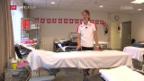 Video «Fussball: Die Seelenklempnerin der Schweizer Frauen-Nati» abspielen
