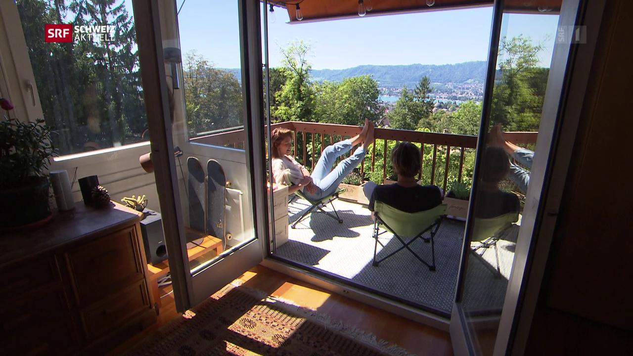 Wohnungsnot führt zu mehr Zwischennutzungen