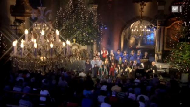 Video «Schwiizer Wiehnacht» abspielen