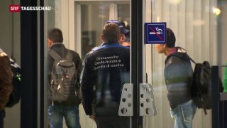 Video «Ausweichen in die Schweiz?» abspielen