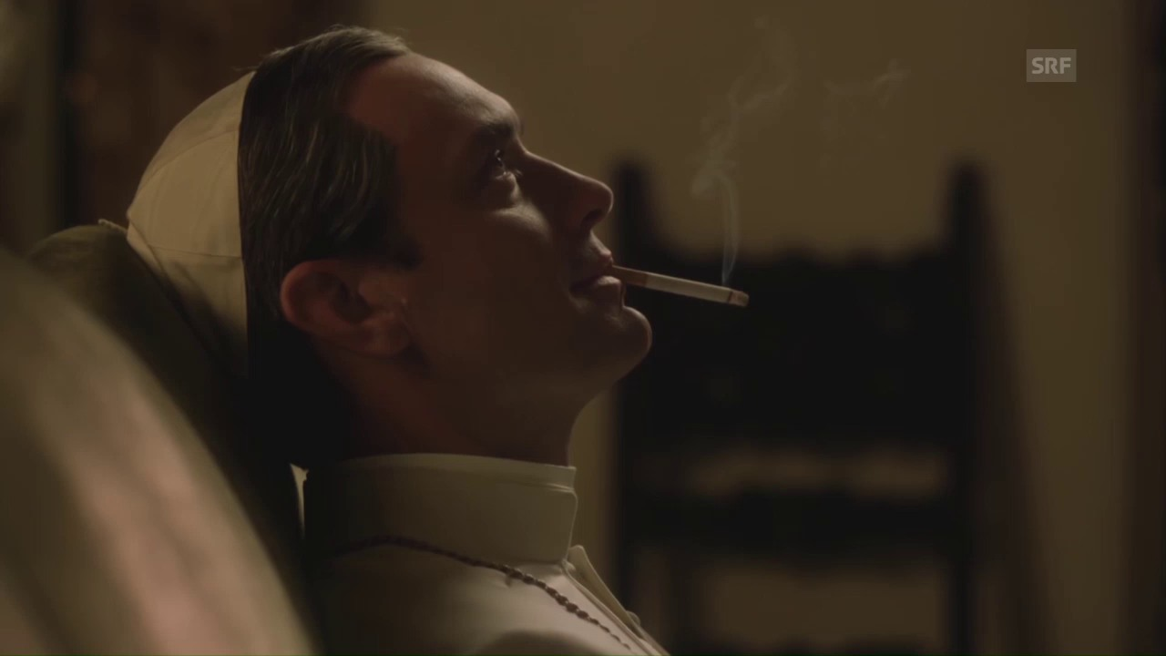Trailer zu «The Young Pope»