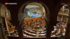Video «Schweizer Parlament verjüngt sich» abspielen